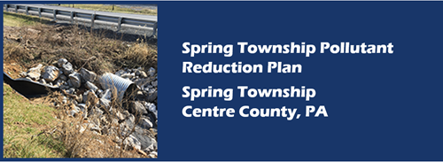 Spring Township Pollutant Reduction Plan