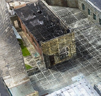 Eastern State Penitentiary 3D Modeling