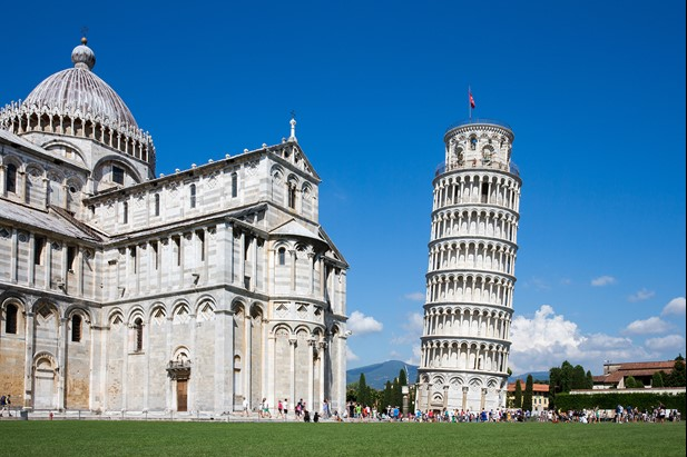 Tower of Pisa Engineering