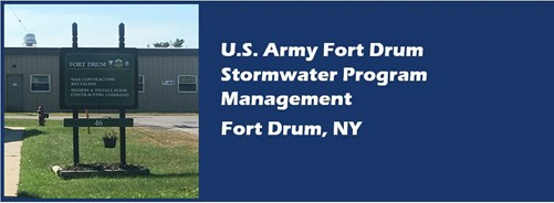 Fort Drum Stormwater